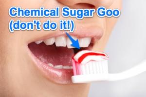 alternative to fluoride free toothpaste